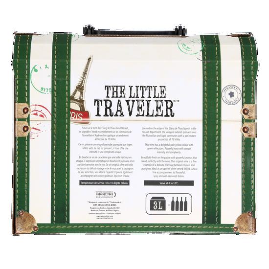 The Little Traveler, Pier #7
