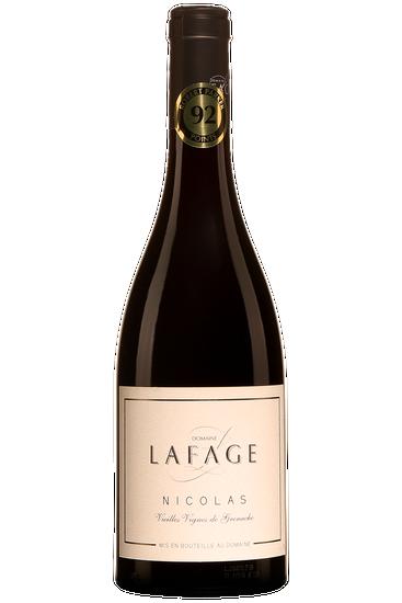Domaine Lafage Côtes Catalanes Nicolas