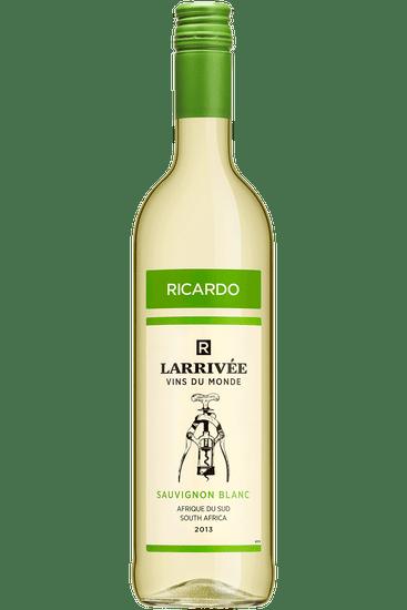 Ricardo Larrivée Vins du Monde Sauvignon Blanc