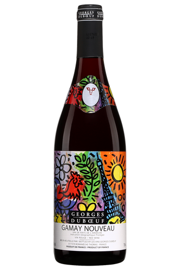 Georges Duboeuf Gamay Nouveau