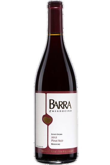 Barra of Mendocino Pinot Noir