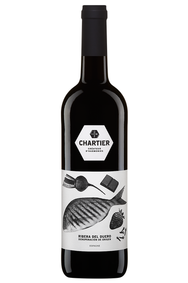 Chartier - Créateur d'Harmonies Ribera del Duero