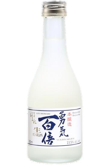 Homare Honjozo Yukihyakubai Namchozo-shu