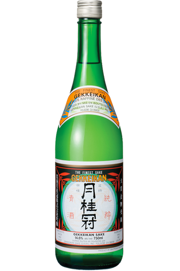 Gekkeikan Traditional Sake