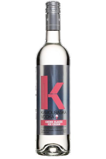 Kamouraska Vodka Crème glacée