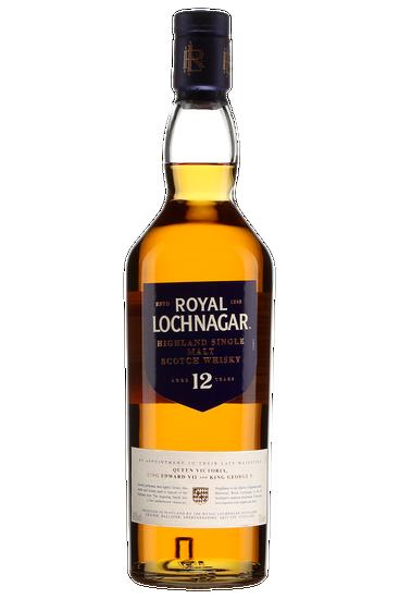 Royal Lochnagar 12 ans Highland Single Malt