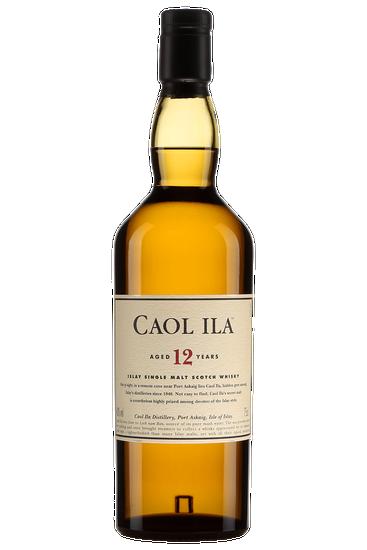 Caol Ila 12 ans Islay Single Malt