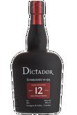 Dictador 12 ans rhum Image