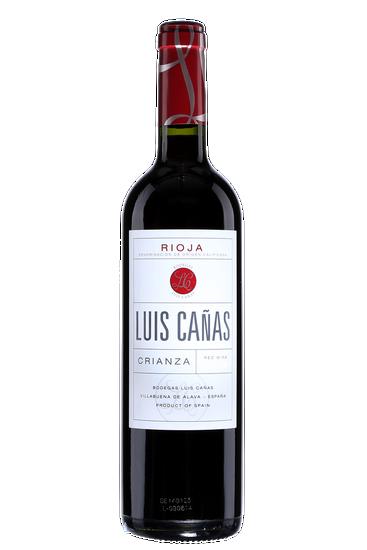 Luis Cañas Rioja Crianza