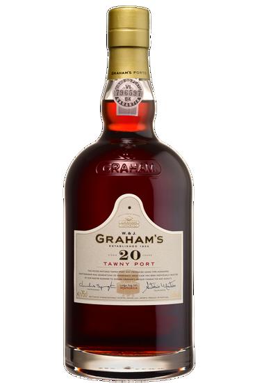 Graham's Tawny 20 ans