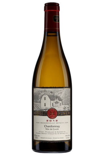 Hidden Bench Tête de Cuvée Chardonnay