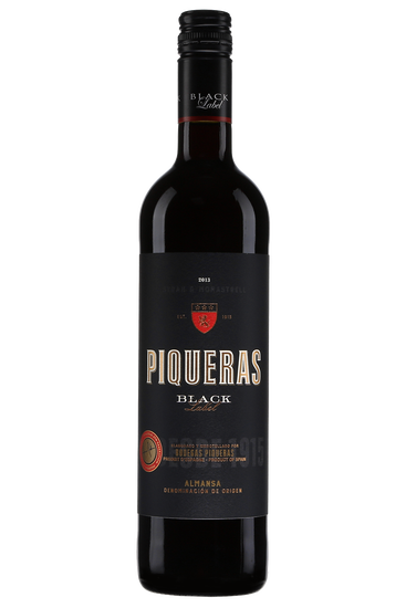 Piqueras Black Label Almansa