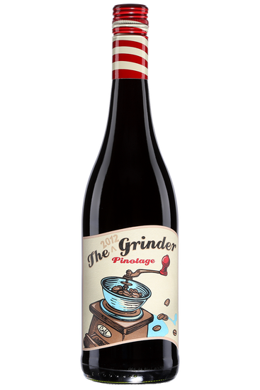 Pinotage The Grape Grinder Western Cape