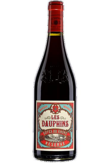 Les Dauphins Côtes du Rhône Réserve
