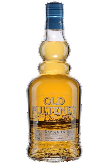 Old Pulteney Navigator Highlands Single Malt Scotch Whisky