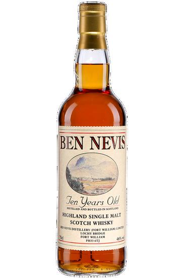 Ben Nevis 10 ans Scotch Single Malt