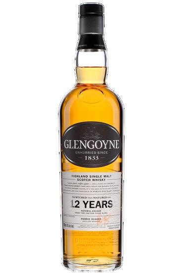 Glengoyne 12 ans Highland Scotch Single Malt