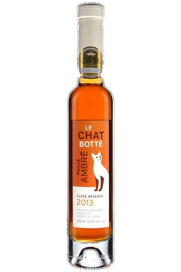 Le Chat Botté Paillé Ambré