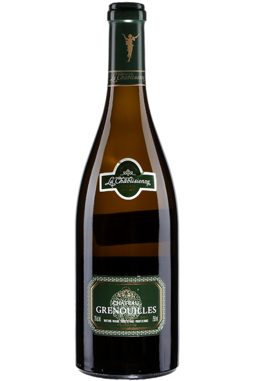 La Chablisienne Château Grenouilles Chablis Grand Cru