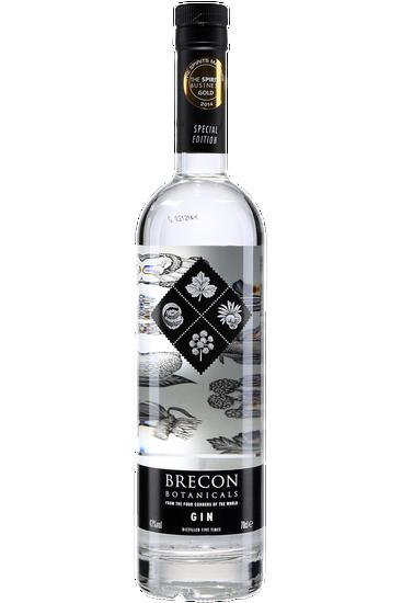 Brecon Gin Botanicals
