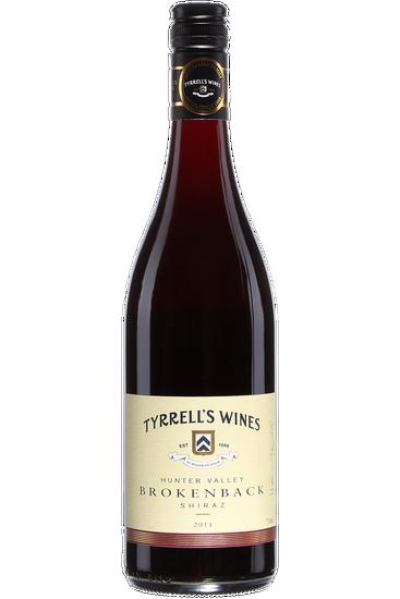 Tyrrell's Wines Brokenback Shiraz