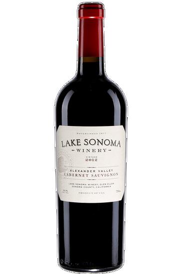Lake Sonoma Winery Cabernet Sauvignon Sonoma County