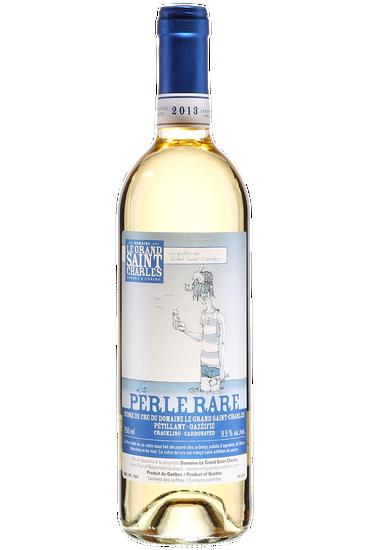 Domaine Le Grand Saint-Charles La Perle rare cidre pétillant