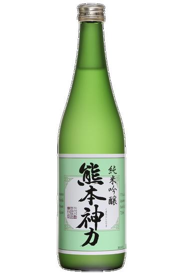 Kumamoto Shinriki Chiyonosono Junmai ginjo