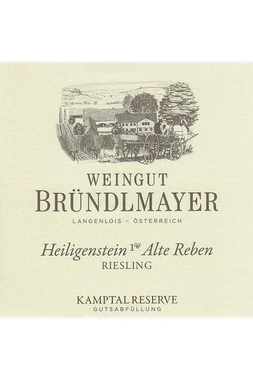 Riesling Weingut Bründlmayer Heiligenstein Alte Reben