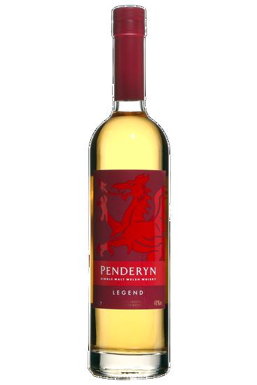 Penderyn Legend Single Malt Welsh Whisky