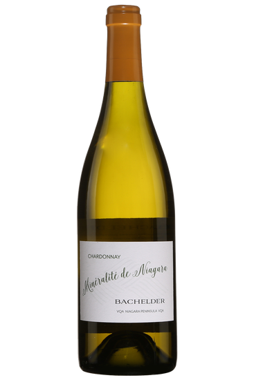 Bachelder Chardonnay Mineralité