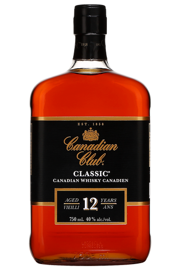 Canadian Club Classic 12 Ans