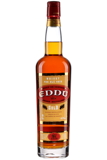Distillerie des Menhirs Gold Whisky
