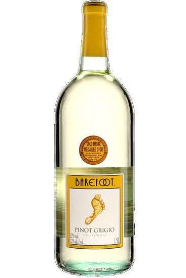 Pinot grigio Barefoot