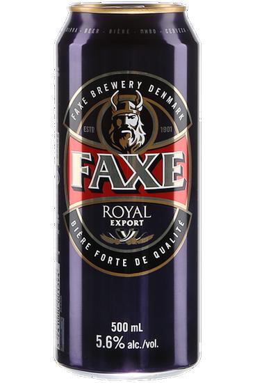 Faxe Royal Export