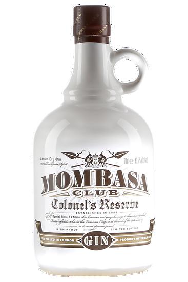 Mombasa Colonels Reserve Gin
