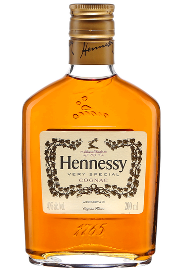 Hennessy Very Special Flask Limited Edition Sleeve
