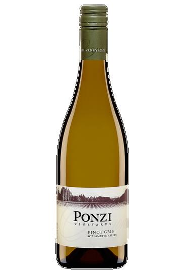 Ponzi Pinot Gris Willamette Valley