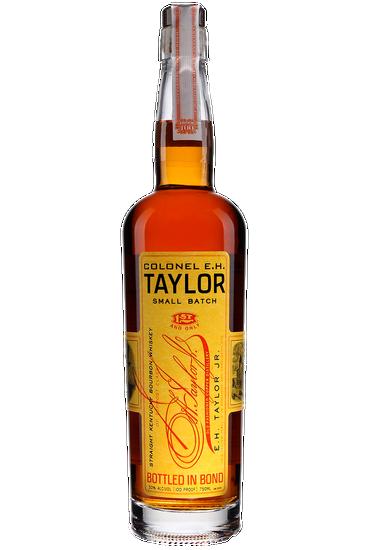Colonel E.H Taylor Small Batch Kentucky Bourbon Whiskey