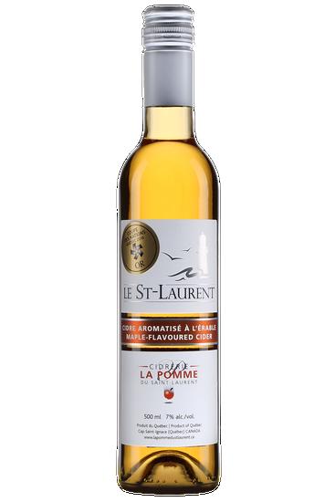 Le St-Laurent Cidre à l'Érable