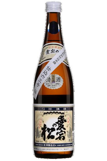 Niizawa Jojo Ten Atagono Matsu Honjozo