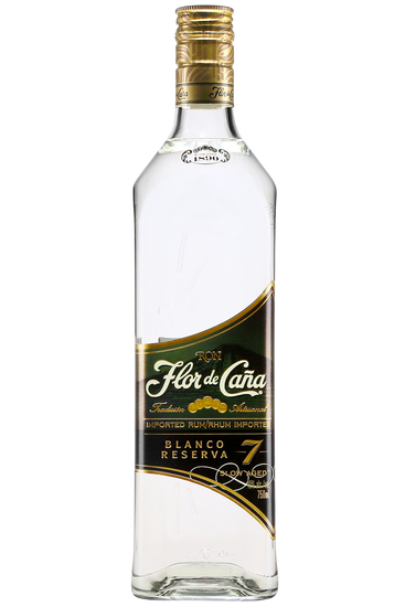 Flor de Cana Blanco Reserva 7 Years Old