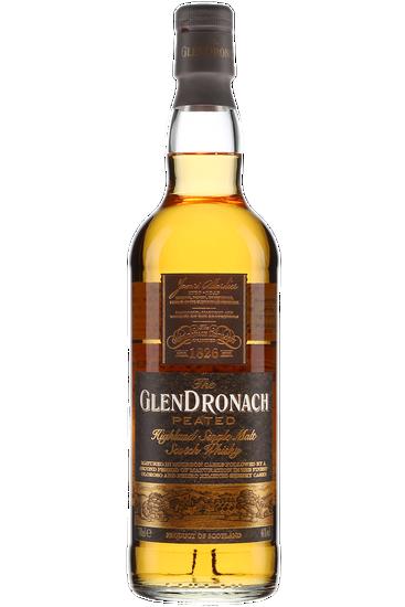 The Glendronach Peated Scotch Single Malt
