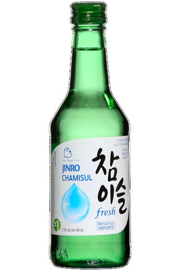 Jinro Chamisul Soju Fresh