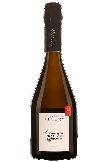 Champagne Fleury Cépages Blancs Extra Brut