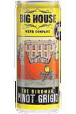Big House Pinot Grigio The Birdman Image