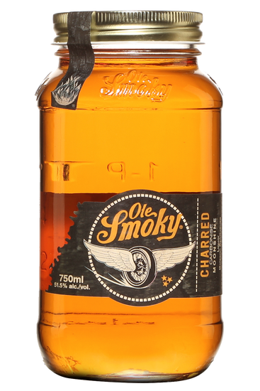 Ole Smoky Tennessee Moonshine Charred Carbonise