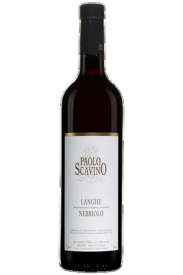 Paolo Scavino Langhe Nebbiolo