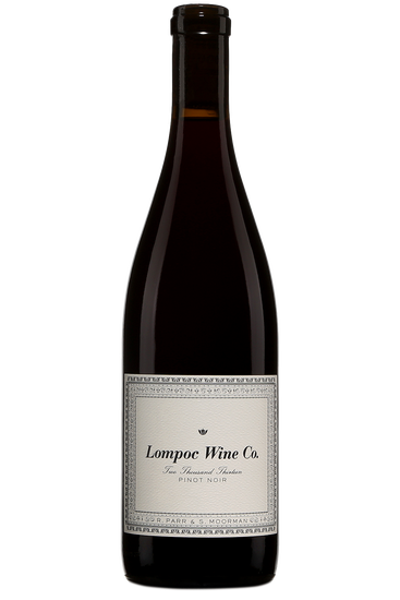 Lompoc Pinot Noir Santa Rita Hills