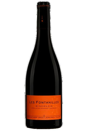 Domaine Anne Gros et Jean-Paul Tollot Minervois Les Fontanilles